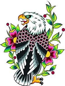 Eagle Tattoo 2
