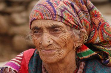 Пирсинг носа в Индии