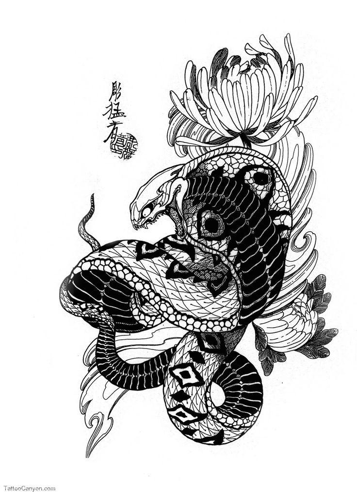 Японские Татуировки | Эскизы и Фото ...: tatuirovanie.ru/10tatoo_japan_10.html