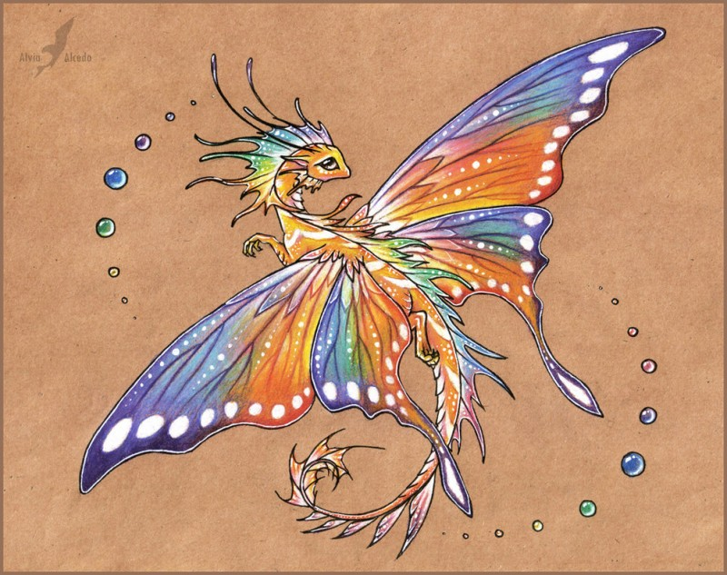 Butterfly tattoos 034