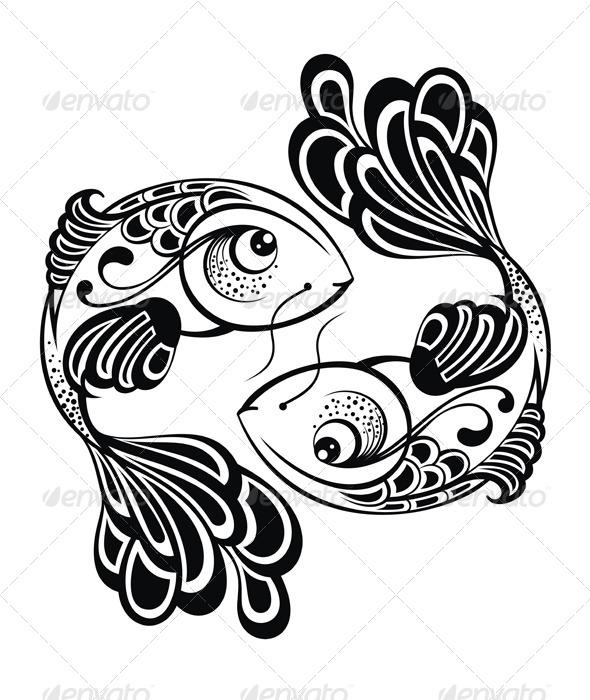 Татуировка рыбы знак зодиака значение