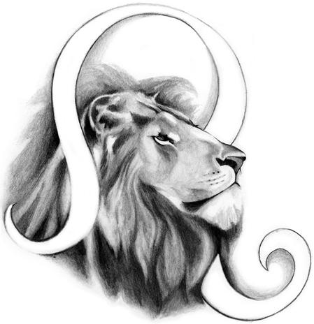 Знак зодиака льва девушки